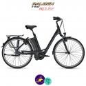 """Raleigh DOVER 8 HS 14.5Ah, roues de 26"""" hauteur du cadre 46cm avec système d'assistance IMPULSE 2.0-Vélo électrique pour Femmes"""
