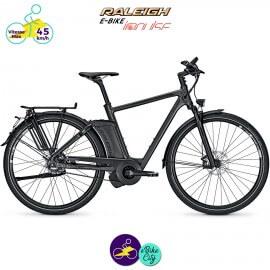 Raleigh ASHFORD S11 17Ah (45km/h), cadre 55cm avec système d'assistance IMPULSE EVO SPEED-Vélo électrique pour Hommes