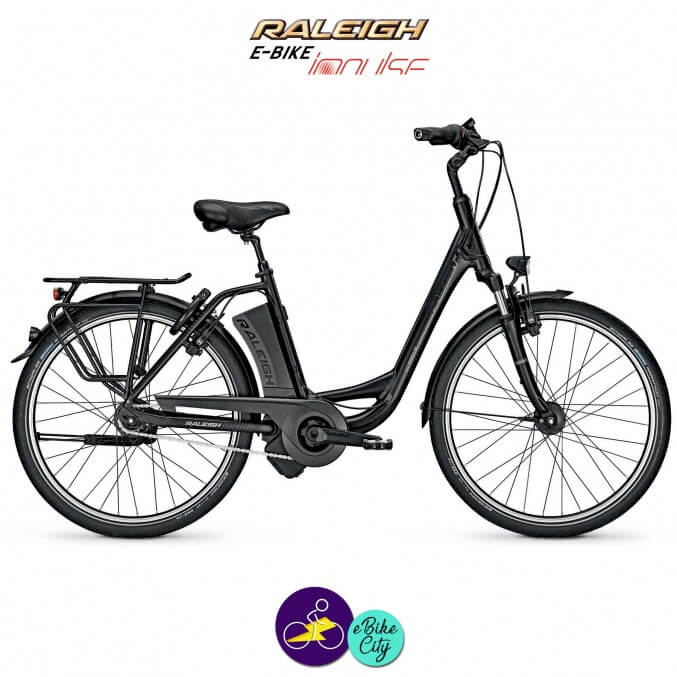 Raleigh DOVER 8 HS avec système d'assistance IMPULSE 2.0-Vélo électrique pour Femme
