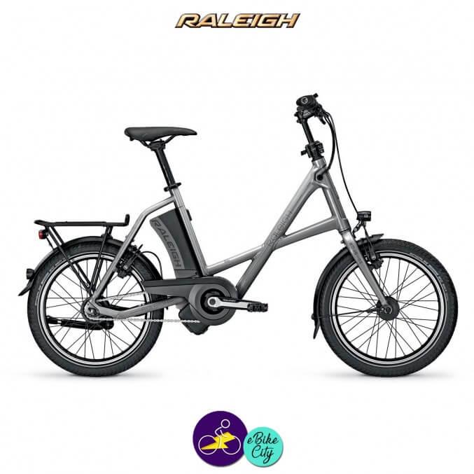 Raleigh LEEDS COMPACT 14,5Ah avec système d'assistance IMPULSE 2.0-Vélo électrique Mixte