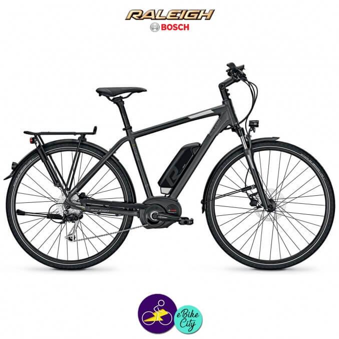 Raleigh STOKER B9 ALIVIO 13,4Ah avec système d'assistance BOSCH PERFORMANCE-Vélo électrique pour Hommes