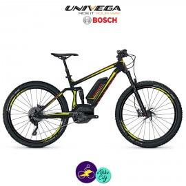 UNIVEGA RENEGADE BS 4.0 13,4Ah, hauteur du cadre 41cm avec système d'assistance BOSCH PERFORMANCE CX-Vélo électrique pour Hommes