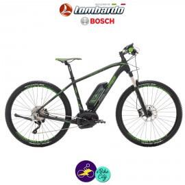 """LOMBARDO E-SESTRIERE 11,1Ah, hauteur du cadre 16"""" avec système d'assistance BOSCH PERFORMANCE-Vélo électrique pour Femmes"""