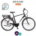 E-MOTION-ATRIUM 13Ah, hauteur du cadre 52cm avec système d'assistance BAFANG MAX DRVE G33-Vélo électrique pour Hommes
