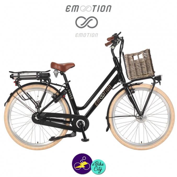 E-MOTION-CARGO 13Ah avec système d'assistance SHENGYI DGW10A-FA-Vélo électrique pour Femmes