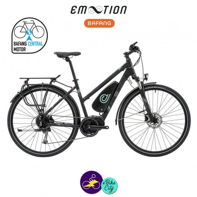 E-MOTION-AVORIAZ 11,4Ah avec système d'assistance BAFANG MAX DRIVE G33-Vélo électrique pour Hommes