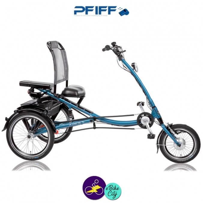 PFIFF-SCOOTER TRIKE-E 9Ah avec système d'assistance ANSMANN 36V/250W-Vélo électrique 3 roues