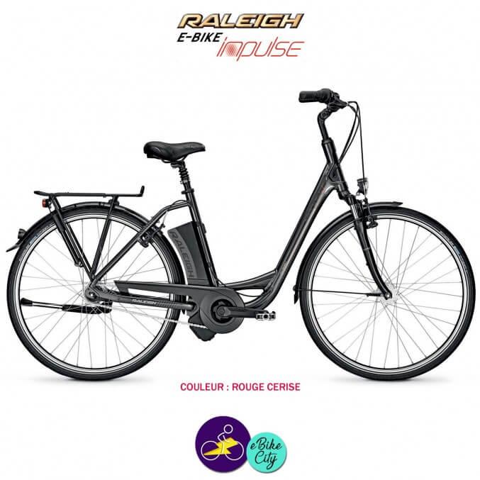 Raleigh DOVER 7 avec système d'assistance IMPULSE 2.0-Vélo électrique pour Femmes