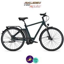 Raleigh NEWGATE PREMIUM 17Ah, hauteur du cadre 60cm avec système d'assistance IMPULSE EVO-Vélo électrique pour Hommes