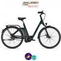 Raleigh NEWGATE PREMIUM 17Ah, hauteur du cadre 55cm avec système d'assistance IMPULSE EVO-Vélo électrique pour Femmes