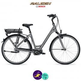 Raleigh CARDIFF B8 13,4Ah, hauteur du cadre 55cm avec système d'assistance BOSCH ACTIVE-Vélo électrique pour Femmes