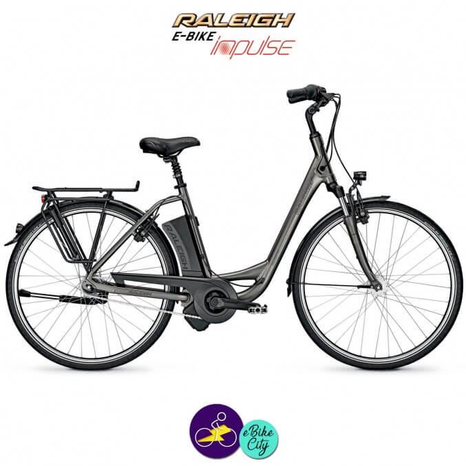 Raleigh DOVER 7 HS avec système d'assistance IMPULSE 2.0-Vélo électrique pour Femmes