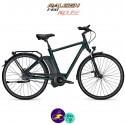 Raleigh NEWGATE PREMIUM 17Ah, hauteur du cadre 50cm avec système d'assistance IMPULSE EVO-Vélo électrique pour Hommes