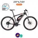 E-MOTION-ALPE D'HUEZ 11,4Ah, hauteur du cadre 44cm avec système d'assistance BAFANG RM G12.250.DC-Vélo électrique pour Hommes