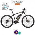 E-MOTION-MONT BLANC 11,4Ah, hauteur du cadre 44cm avec système d'assistance BAFANG MAX DRIVE G33-Vélo électrique pour Hommes