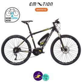 E-MOTION-MONT BLANC 11,4Ah, hauteur du cadre 40cm avec système d'assistance BAFANG MAX DRIVE G33-Vélo électrique pour Hommes