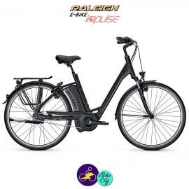 Raleigh BOSTON 8 avec système d'assistance IMPULSE EVO-Vélo électrique pour Femmes
