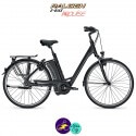 """Raleigh BOSTON 8 17,5Ah, 26"""" cadre 45cm avec système d'assistance IMPULSE EVO-Vélo électrique pour Femmes"""