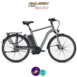 Raleigh BOSTON PREMIUM 17,5Ah-Vélo électrique pour Hommes