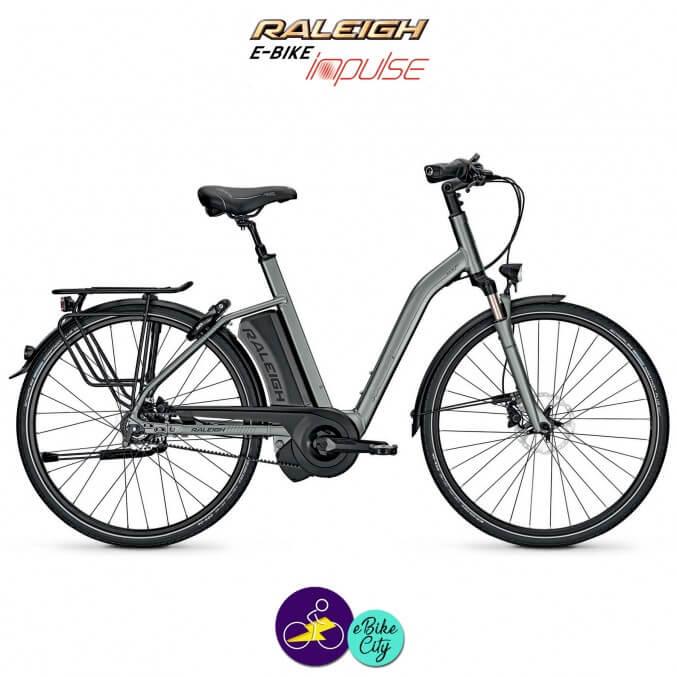 Raleigh BOSTON PREMIUM 17,5Ah-Vélo électrique pour Femmes
