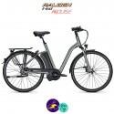 """Raleigh BOSTON PREMIUM 17,5Ah, 26"""" cadre 45cm avec système d'assistance IMPULSE EVO-Vélo électrique pour Femmes"""