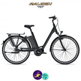 Raleigh CORBY 7 13Ah, hauteur du cadre 55cm avec système d'assistance SHIMANO STEPS-Vélo électrique pour Femmes