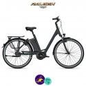 Raleigh CORBY 8 DI2 17,5Ah, hauteur du cadre 55cm avec système d'assistance SHIMANO STEPS-Vélo électrique pour Femmes