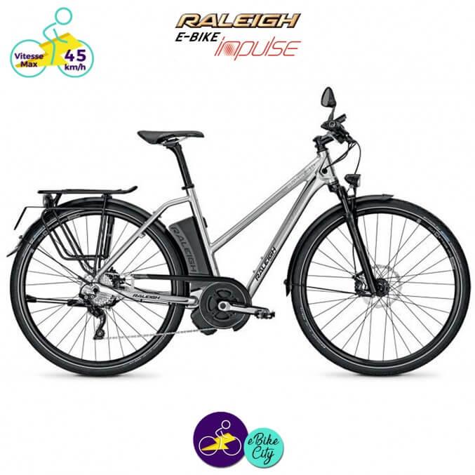 Raleigh STOKER S10 EVO 17,5Ah-Vélo électrique pour Femmes