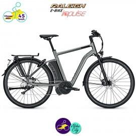 Raleigh STOKER S10 EVO 17,5Ah (45km/h), cadre 55cm avec système d'assistance IMPULSE EVO SPEED-Vélo électrique pour Hommes