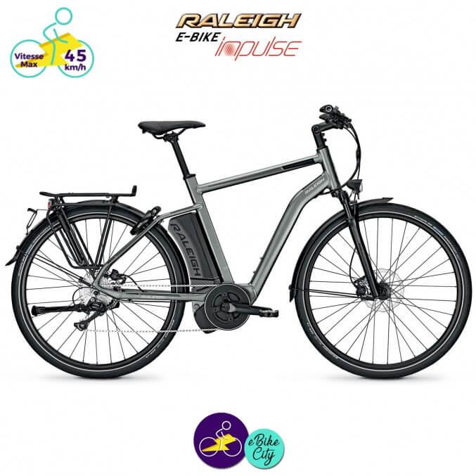 Raleigh STOKER S10 EVO 17,5Ah-Vélo électrique pour Hommes