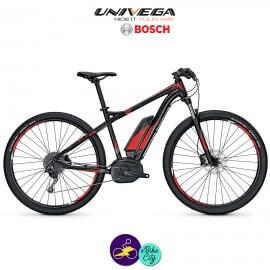UNIVEGA SUMMIT E 1.0 11,1Ah, hauteur du cadre 42cm avec système d'assistance BOSCH PERFORMANCE CX-Vélo électrique pour Hommes
