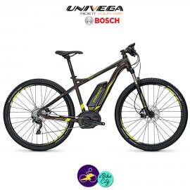 UNIVEGA SUMMIT E 2.0 13,4Ah, hauteur du cadre 56cm avec système d'assistance BOSCH PERFORMANCE CX-Vélo électrique pour Hommes