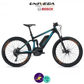 UNIVEGA RENEGADE BS 3.0 11,1Ah, hauteur du cadre 49cm avec système d'assistance BOSCH PERFORMANCE CX-Vélo électrique pour Hommes