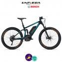 UNIVEGA RENEGADE BS 3.0 11,1Ah, hauteur du cadre 54cm avec système d'assistance BOSCH PERFORMANCE CX-Vélo électrique pour Hommes