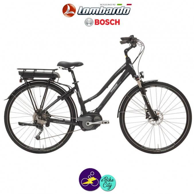 Raleigh e-ROMA 11,1Ah avec système d'assistance BOSCH ACTIVE-Vélo électrique pour Femmes