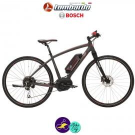 """LOMBARDO E-AMANTEA 11,1Ah, hauteur du cadre 22"""" avec système d'assistance BOSCH PERFORMANCE-Vélo électrique pour Femmes"""