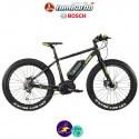 """LOMBARDO-IVREA FAT 11,1Ah, hauteur du cadre 20"""" avec système d'assistance BOSCH PERFORMANCE CX-Vélo électrique pour Femmes"""
