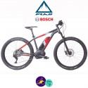 """FUJI AMBIENT 27.5+ 1.1-13,4Ah, hauteur du cadre 21"""" avec système d'assistance BOSCH PERFORMANCE CX-Vélo électrique pour Hommes"""
