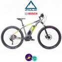 """FUJI AMBIENT 27.5+ 1.3-13,4Ah, hauteur du cadre 19"""" avec système d'assistance BOSCH PERFORMANCE CX-Vélo électrique pour Hommes"""