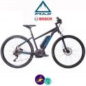 """FUJI E-TRAVERSE1.1 ST-13,4Ah, hauteur du cadre 18"""" avec système d'assistance BOSCH PERFORMANCE LINE-Vélo électrique pour Femmes"""