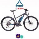 """FUJI E-TRAVERSE1.1+ ST-13,4Ah, hauteur du cadre 16"""" avec système d'assistance BOSCH PERFORMANCE LINE-Vélo électrique pour Femmes"""