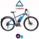 """FUJI AMBIENT 2.1 EQP 13,4Ah, hauteur du cadre 17"""" avec système d'assistance BOSCH PERFORMANCE LINE -Vélo électrique pour Hommes"""