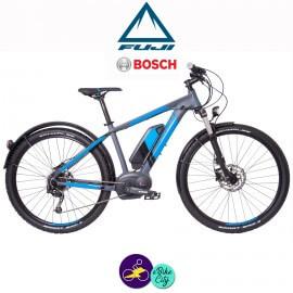 """FUJI AMBIENT 2.1 EQP 13,4Ah, hauteur du cadre 19"""" avec système d'assistance BOSCH PERFORMANCE LINE -Vélo électrique pour Hommes"""