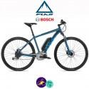 """FUJI E-TRAVERSE CLASSIC 11Ah, hauteur du cadre 19"""" avec système d'assistance BOSCH ACTIVE LINE -Vélo électrique pour Hommes"""